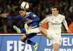 real madrid coasts into club world cup final