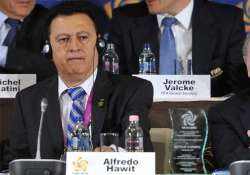 fifa vice presidents napout hawit arrested as bribery