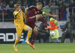 moldova holds russia to draw in euro qualifying