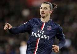 french cup ibrahimovic lifts psg to 3 0 win at montpellier