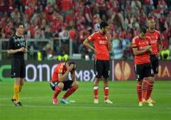 jesus fails to lift the benfica curse again