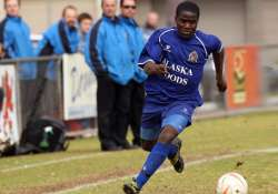 liberian refugee to become a league s youngest