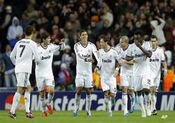 man city real madrid earn draws in champs league