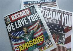 mexican papers thank us for soccer win