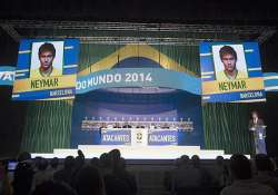 no major surprises in brazil s world cup squad