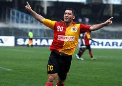 ozbey stars as east bengal edge past sporting