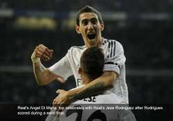 spanish league real madrid spanks atletico in copa