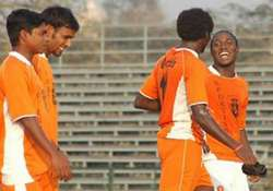 sporting ready for challenge against east bengal