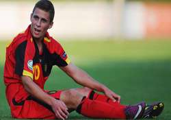thorgan hazard signed by chelsea