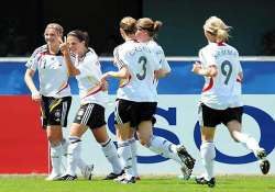 us japan germany set for women s u 20 world cup