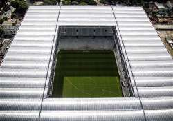 world cup officials pleased after test in curitiba