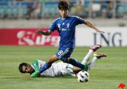 zob ahan hold suwon 1 1 in asian champions league