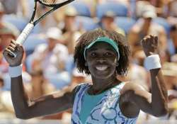 venus williams in wuhan open quarter finals