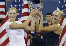 us open makarova vesnina wins doubles title