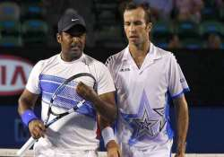 paes stepanek out of india wells