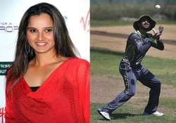 sania mirza denies differences with husband shoaib malik