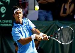 somdev wins india enter davis cup world group playoffs