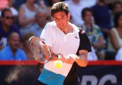 swiss open delbonis beats 2 time champ bellucci