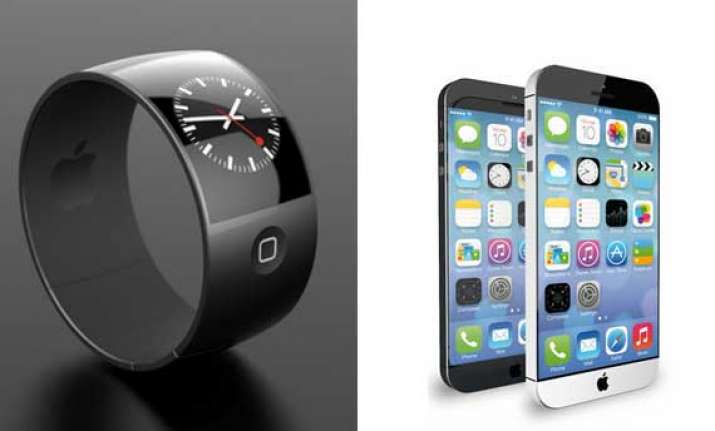 Apple expected to launch iWatch, iPhone 6, larger iPad and ...