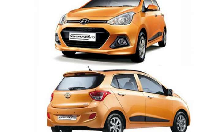 first impressions hyundai grand i10 pictures and details
