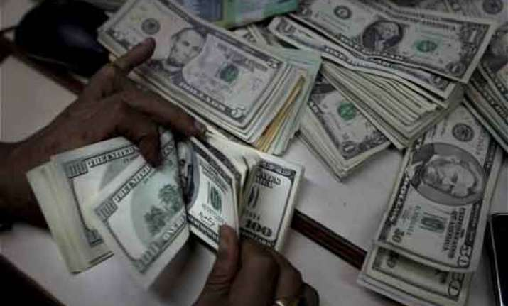 forex reserves rise for 2nd week jump by 1.46 bn to 283.6 bn