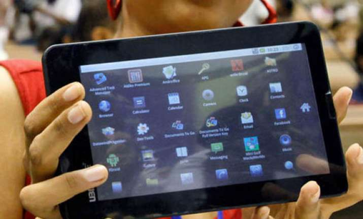 ultra low cost tablet aakash 2 launched