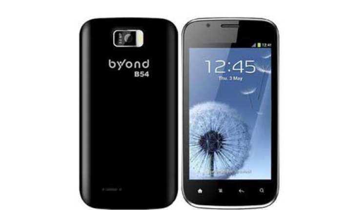 hands on byond b54
