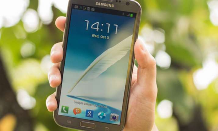 hands on samsung galaxy note 2 n7100