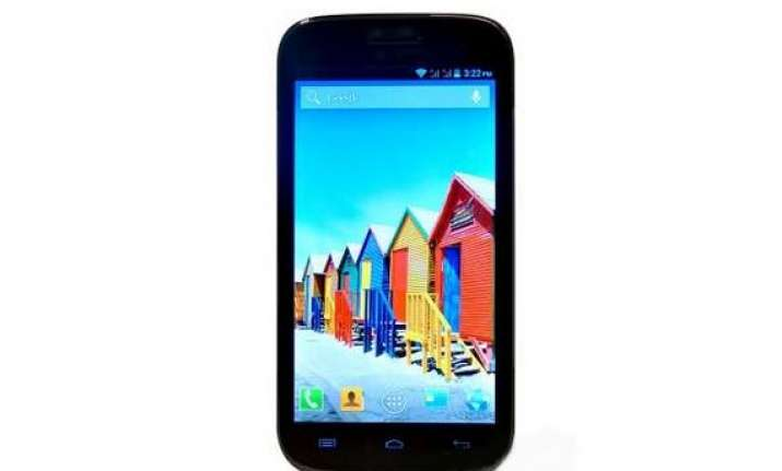 review micromax canvas hd a116