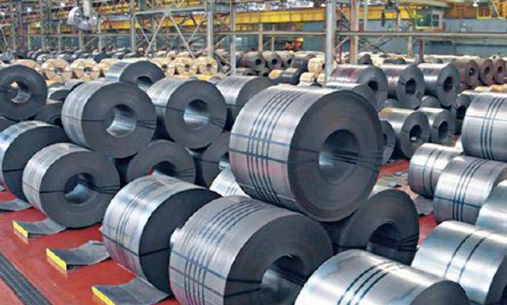 india produces 7.25 million tonnes steel in march wsa