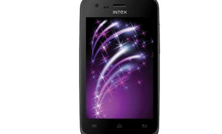 intex reveals two new low cost android phone with aqua star