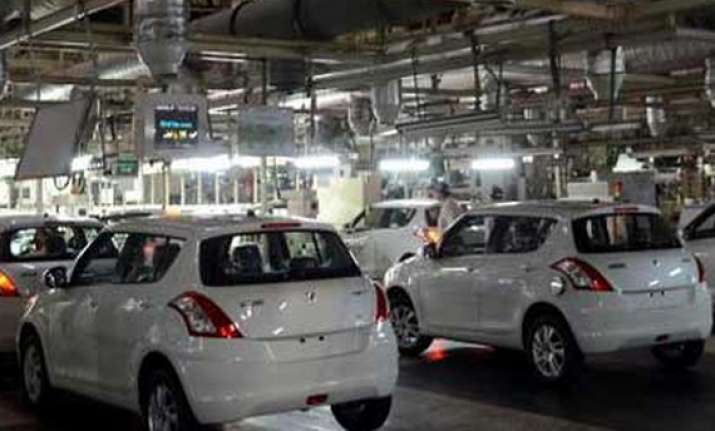 maruti s gujarat facility to begin work early next year