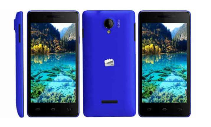 micromax launches a74 canvas fun for rs 7 749