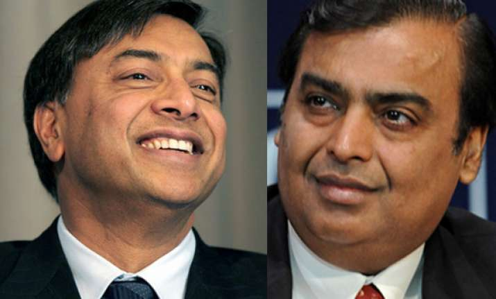 mukesh ambani laxmi mittal feature in forbes most powerful