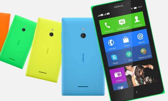 nokia x and xl will be launched in second quarter in india