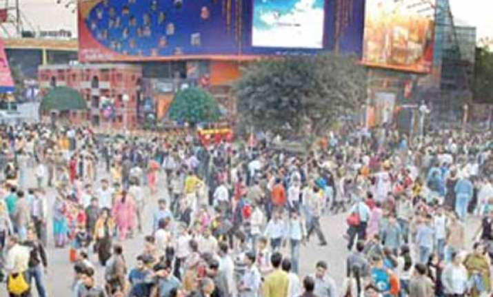 over 1 30 000 people throng trade fair at pragati maidan