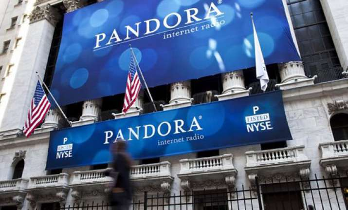 pandora media to issue new stock shares fall