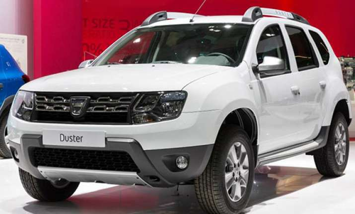 see 2014 dacia renault duster in pictures. Black Bedroom Furniture Sets. Home Design Ideas