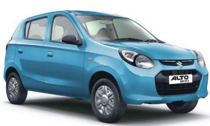 top 10 best selling small cars in india