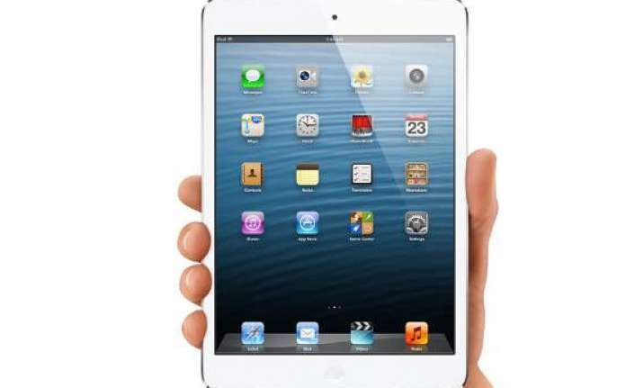 ipad mini launched in india for rs 21 900