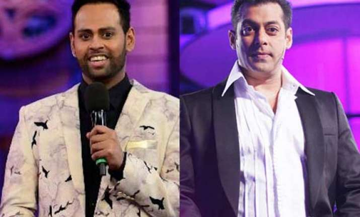 bigg boss 7 evicted andy praises salman for encouraging him