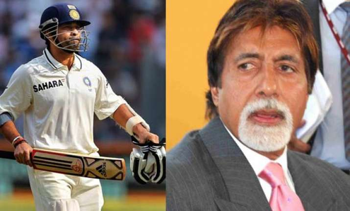 bollywood disappointed over sachin missing his ton