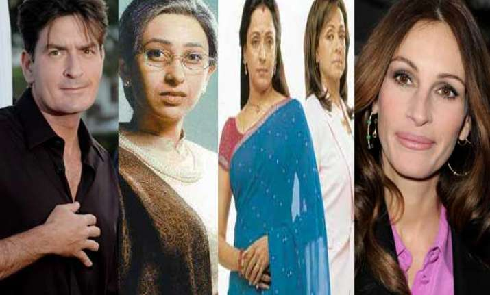 bollywood stars unwilling to do roles in tv serials