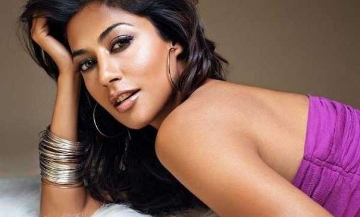 chitrangada singh turns anchor for iifa