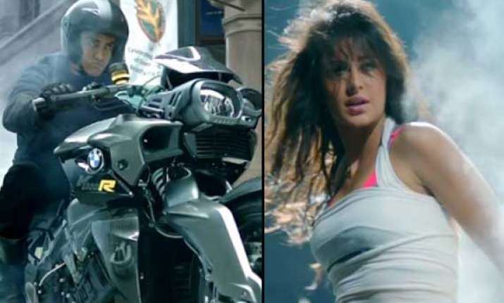 dhoom 3 trailer out