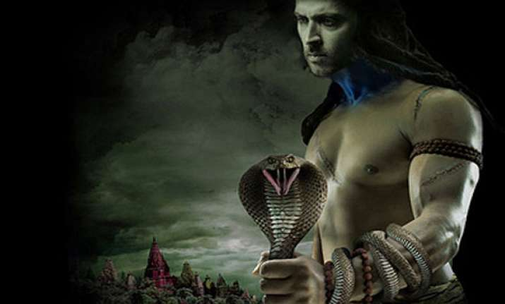 first look of shuddhi out hrithik dons lord shiva s avatar
