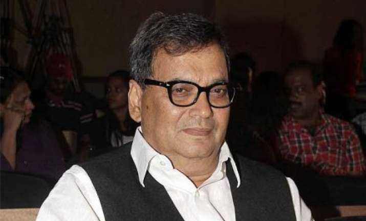 approach to filmmaking has changed subhash ghai