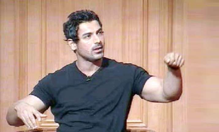 i want to be india s next action hero john abraham tells