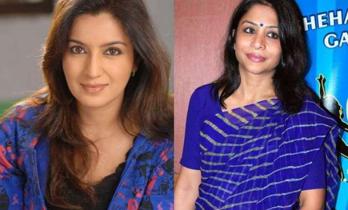 tisca chopra wants to play tainted indrani mukerjea on