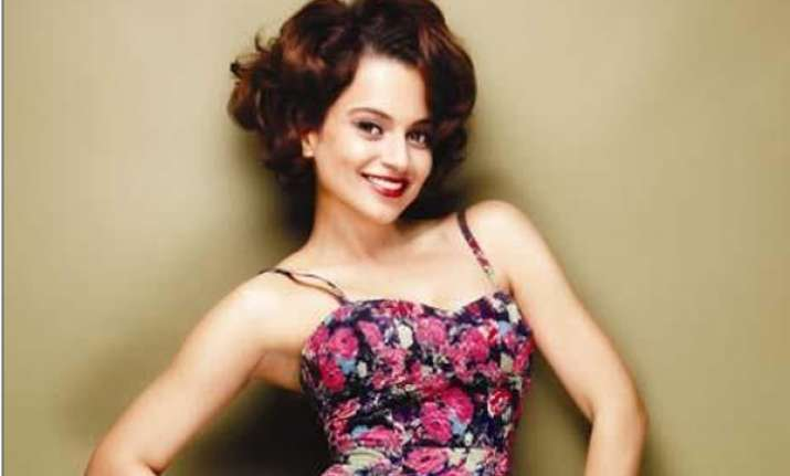 kangana ranaut to play the queen